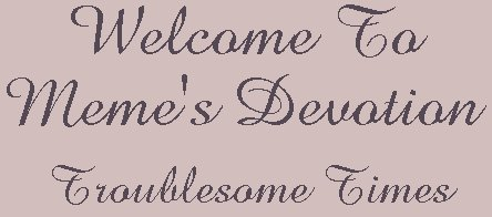 {WELCOME}