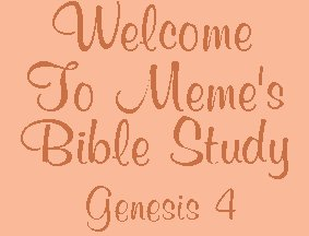 {BIBLE STUDY  WELCOME}